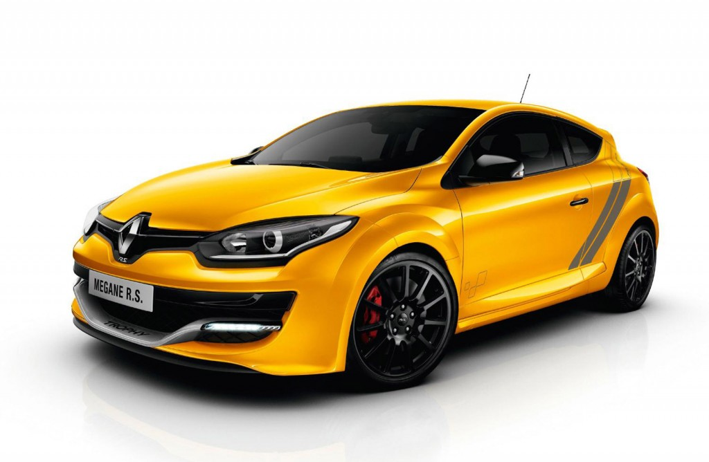 renault megane rs 275 trophy revealed ahead of 2014 goodwood festival of speed. Black Bedroom Furniture Sets. Home Design Ideas