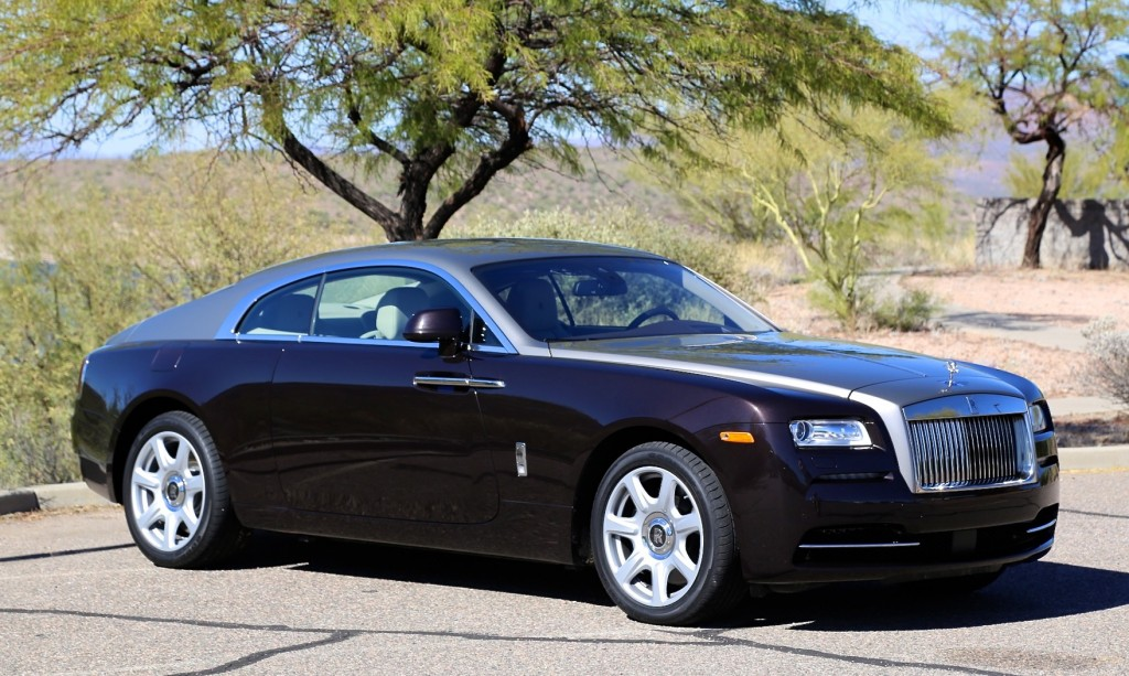 2014 rolls royce wraith pictures photos gallery green car reports. Black Bedroom Furniture Sets. Home Design Ideas