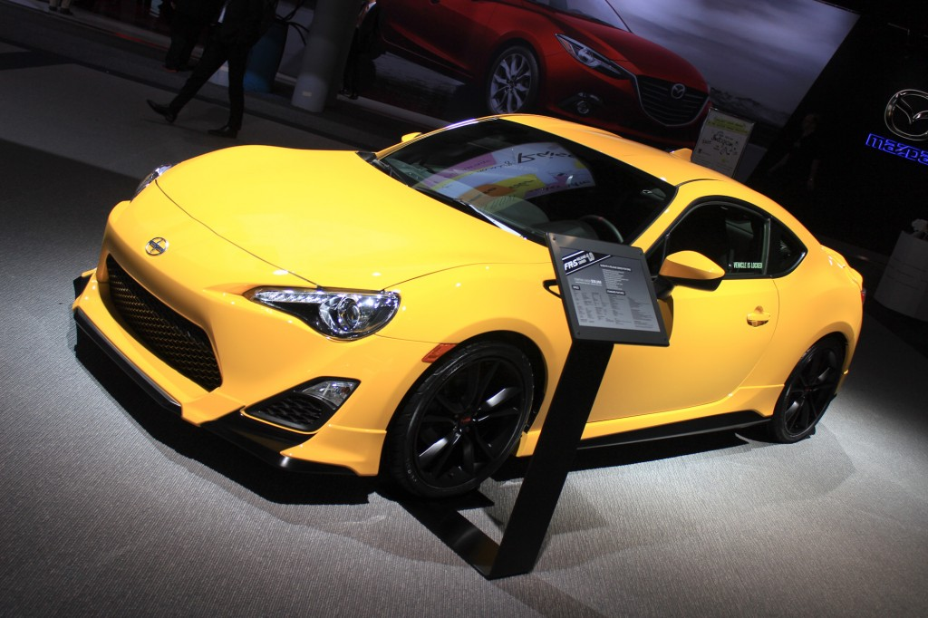 2014 scion frs release autos weblog. Black Bedroom Furniture Sets. Home Design Ideas
