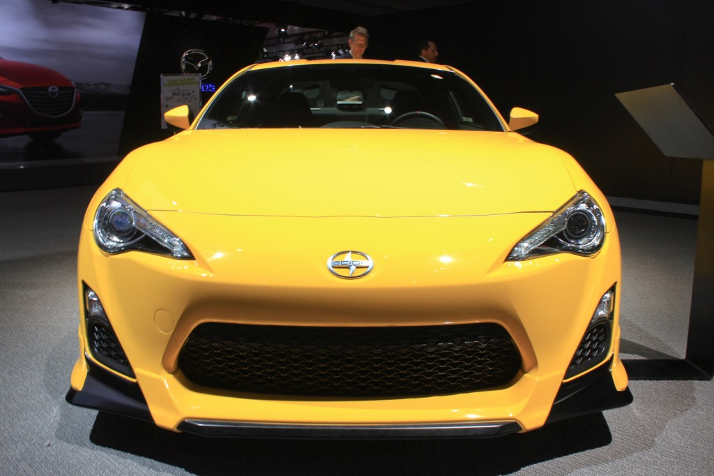 2014 Scion Fr S Release Series 1 0 Debuts In New York