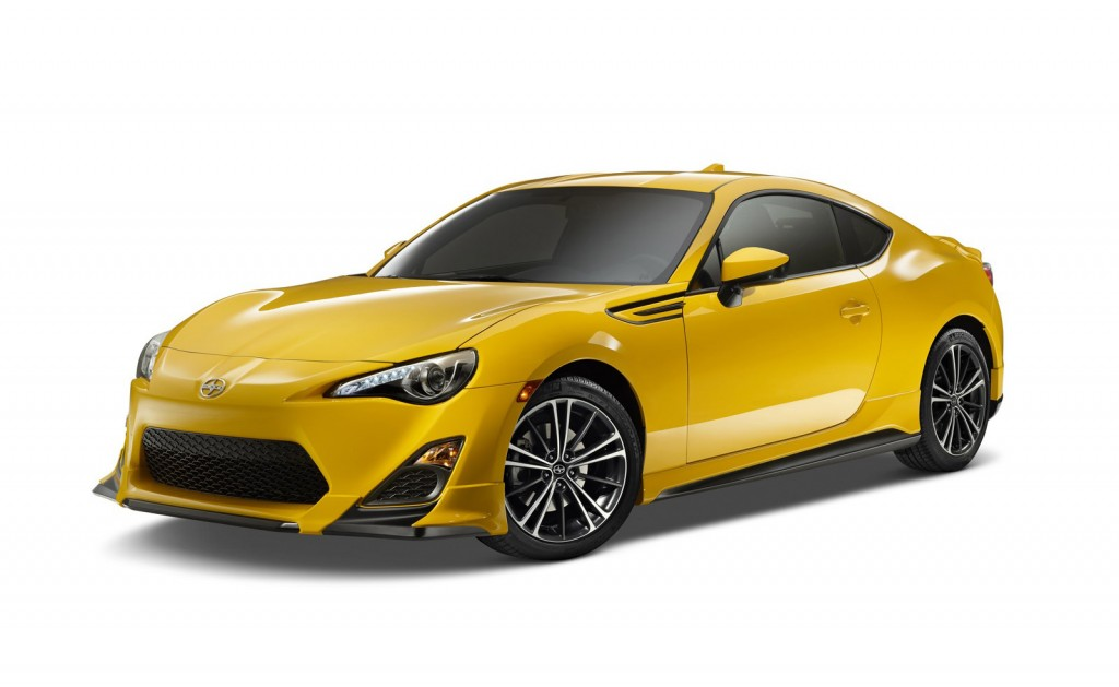 2014 scion fr s release series 1 0 debuts in new york live photos. Black Bedroom Furniture Sets. Home Design Ideas