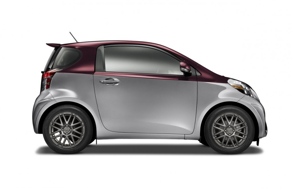 2014 scion iq review ratings specs prices and photos html. Black Bedroom Furniture Sets. Home Design Ideas