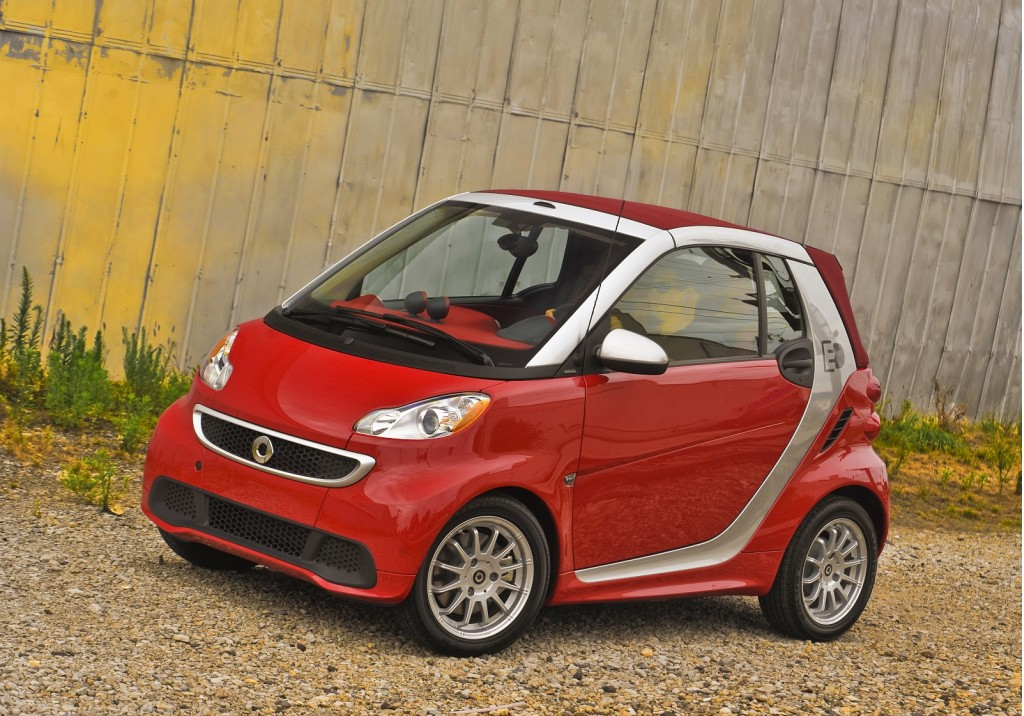 2014 Smart Fortwo Pictures Photos Gallery Motorauthority