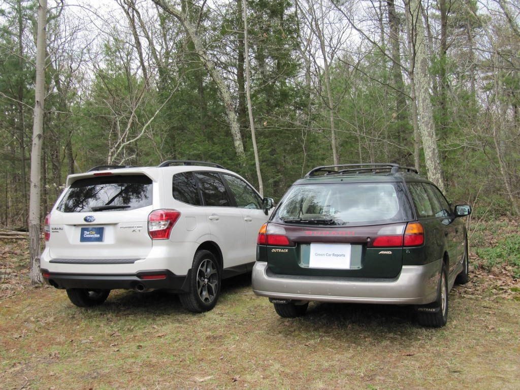 pictures 2014 subaru outback compared to 2015 subaru outback autos post. Black Bedroom Furniture Sets. Home Design Ideas