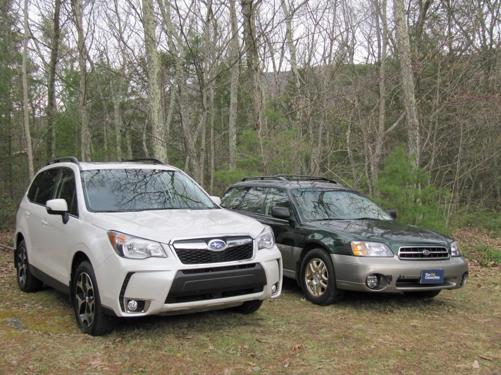 2014 subaru forester today 39 s compact crossover was mid. Black Bedroom Furniture Sets. Home Design Ideas