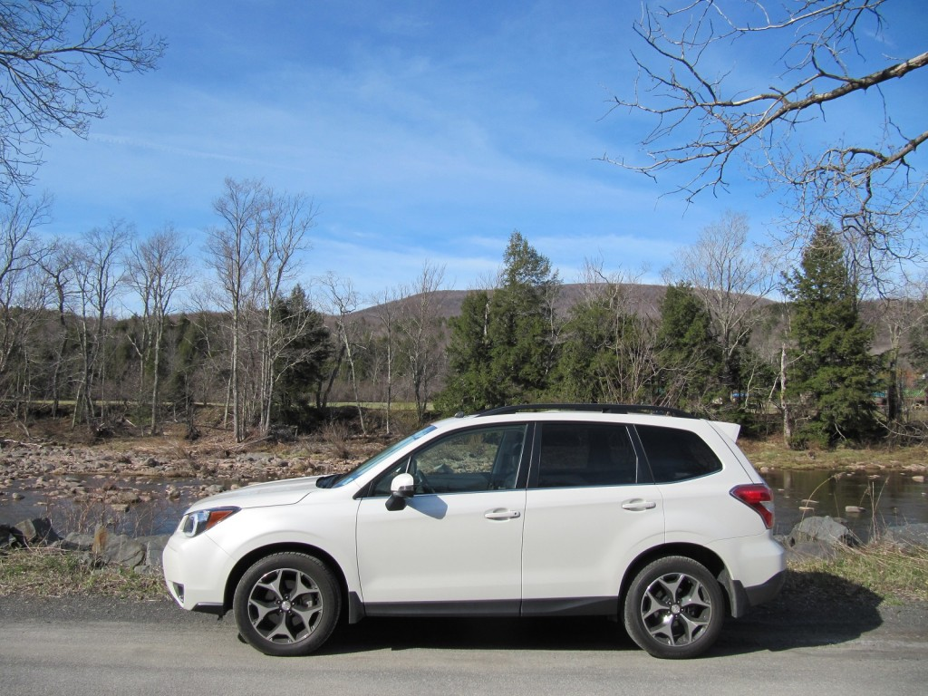 image 2014 subaru forester xt six month road test catskill mountains new york size 1024 x. Black Bedroom Furniture Sets. Home Design Ideas