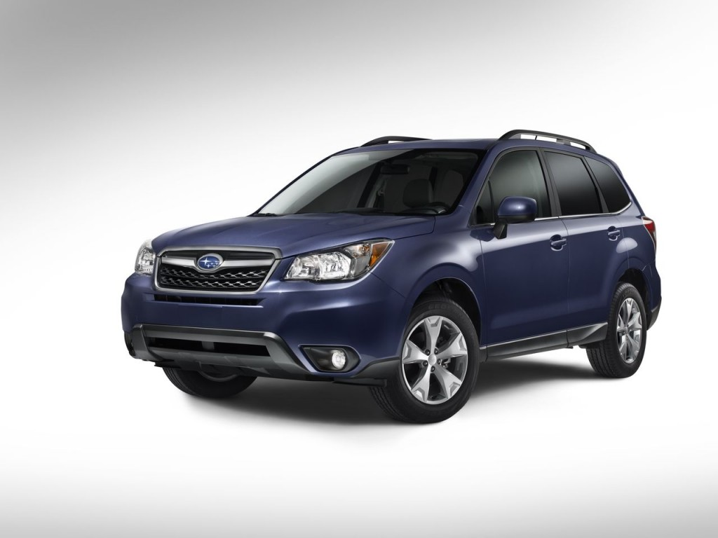2014 subaru forester preview. Black Bedroom Furniture Sets. Home Design Ideas