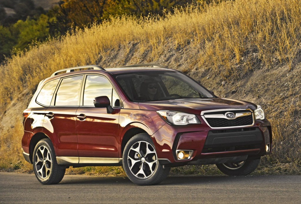 How Does The 2014 Subaru Forester Compare To The Outback | Short News