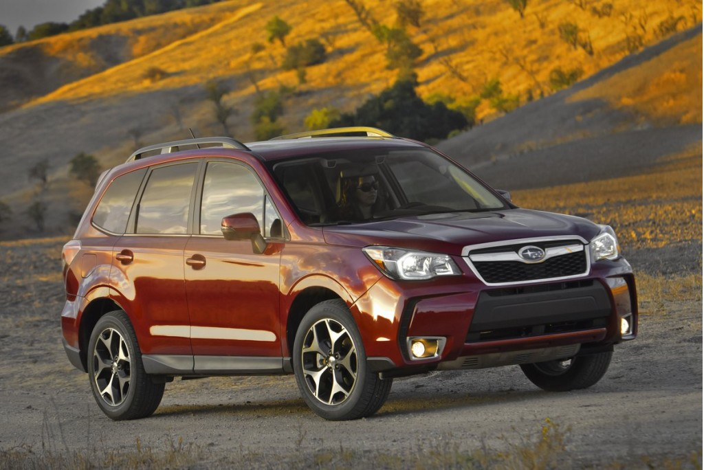 2014 subaru forester xt six month road test what 39 s new for 2015. Black Bedroom Furniture Sets. Home Design Ideas