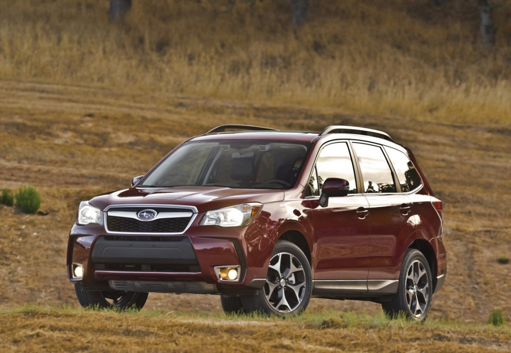 2014 subaru forester 2 0xt turbo first drive page 2. Black Bedroom Furniture Sets. Home Design Ideas