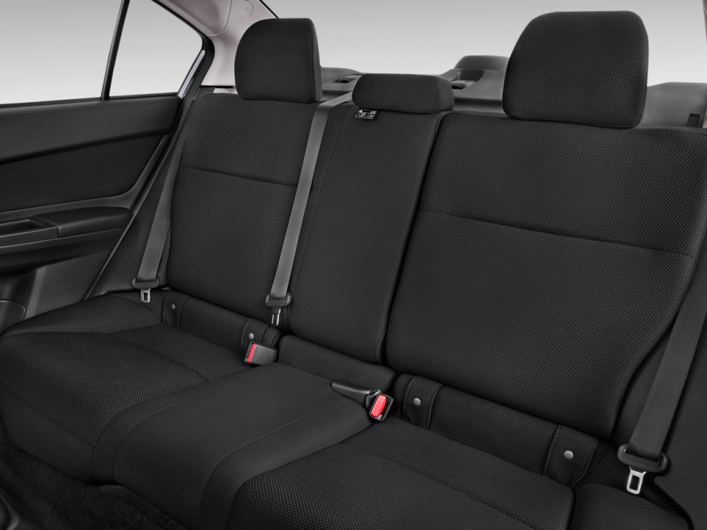 image 2014 subaru impreza 4 door auto rear seats size 1024 x 768 type gif posted on. Black Bedroom Furniture Sets. Home Design Ideas