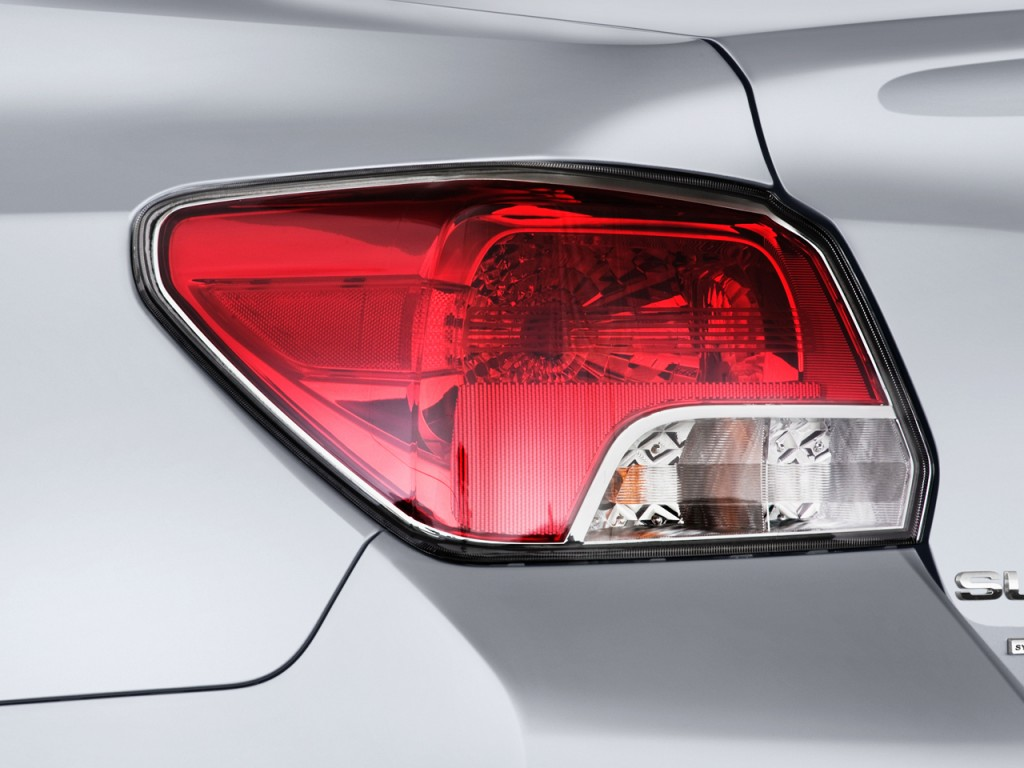 image 2014 subaru impreza 4 door auto tail light. Black Bedroom Furniture Sets. Home Design Ideas