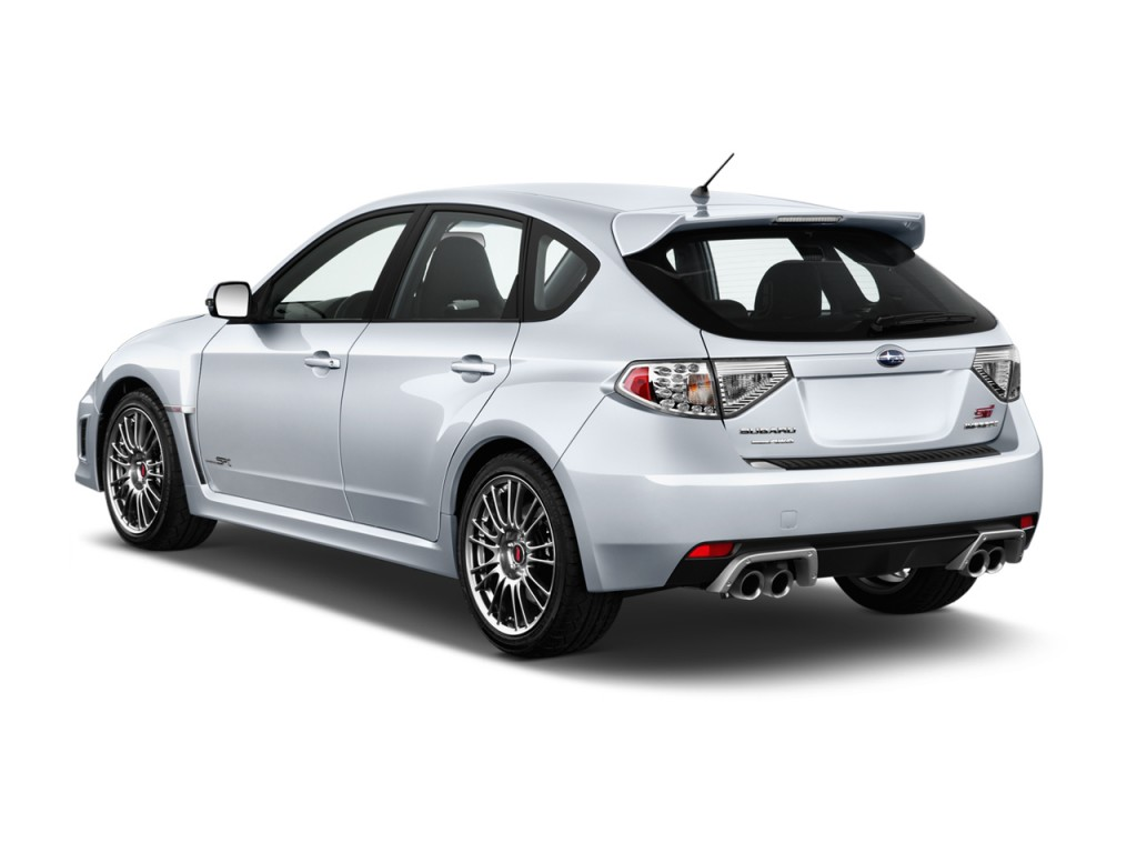 2014 Subaru Impreza Wrx Sti Pictures Photos Gallery