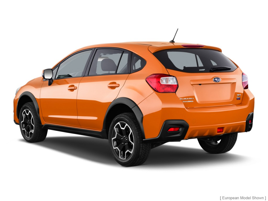 2014 Subaru Xv Crosstrek Pictures Photos Gallery