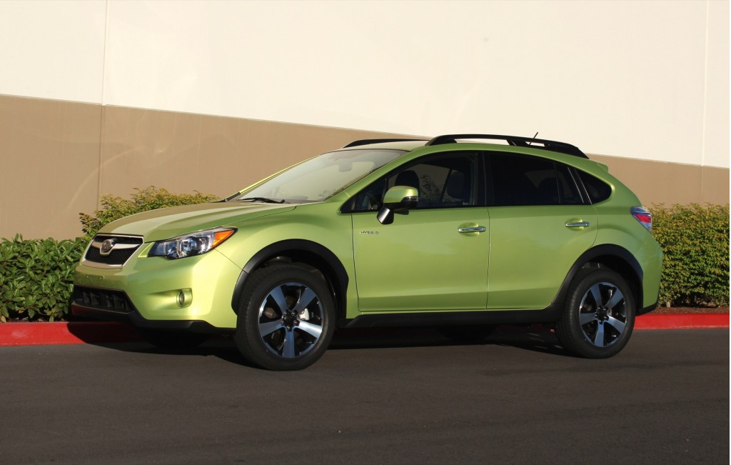 2014 subaru xv crosstrek hybrid quick drive. Black Bedroom Furniture Sets. Home Design Ideas