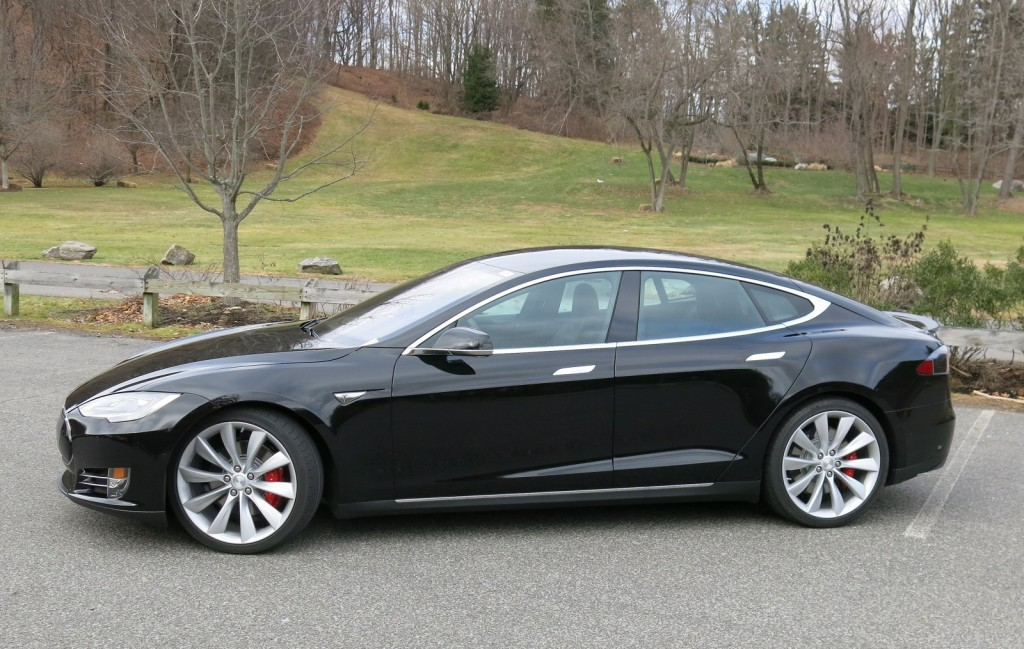 2014 tesla model s p85d first drive of all electric awd performance sedan. Black Bedroom Furniture Sets. Home Design Ideas