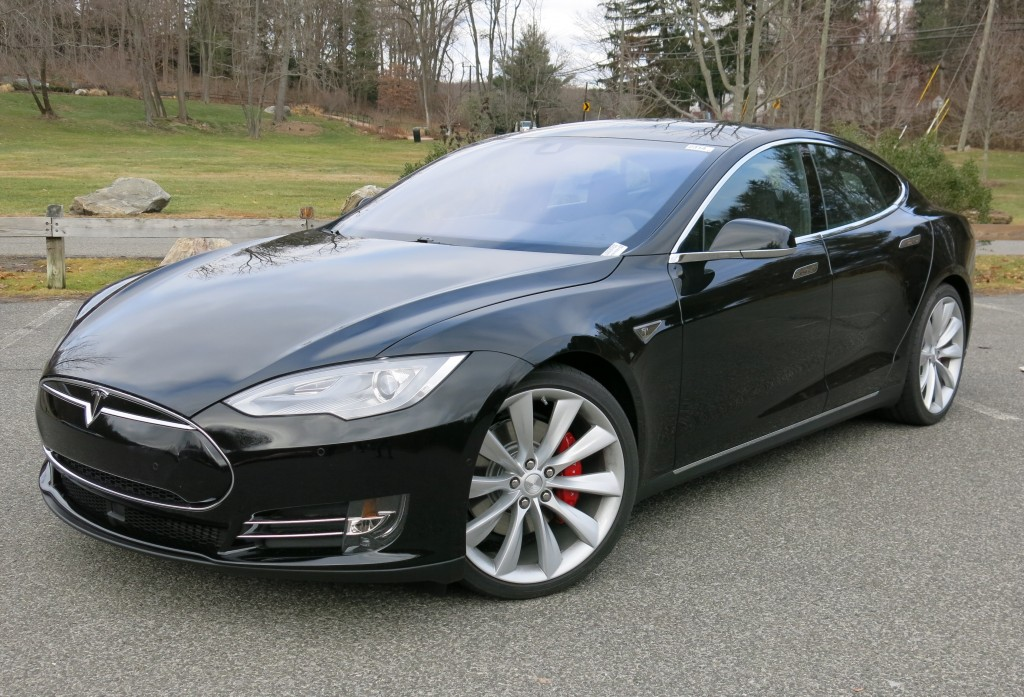 2014 Tesla Model S P85D: First Drive Of All-Electric AWD Performance ...