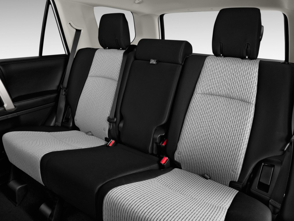 toyota 4runner pro have 3rd row seating autos post. Black Bedroom Furniture Sets. Home Design Ideas