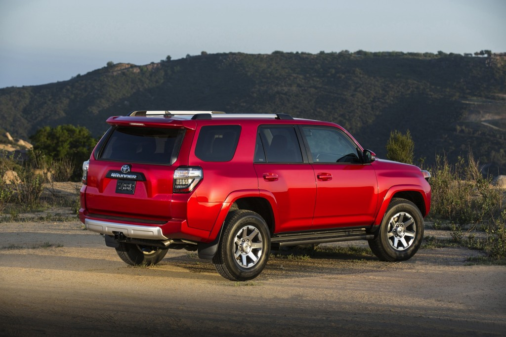 2014 Toyota 4Runner - Photo Gallery