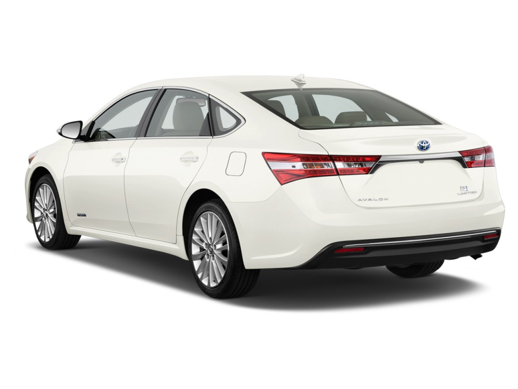 2014 toyota avalon hybrid pictures photos gallery green car reports. Black Bedroom Furniture Sets. Home Design Ideas