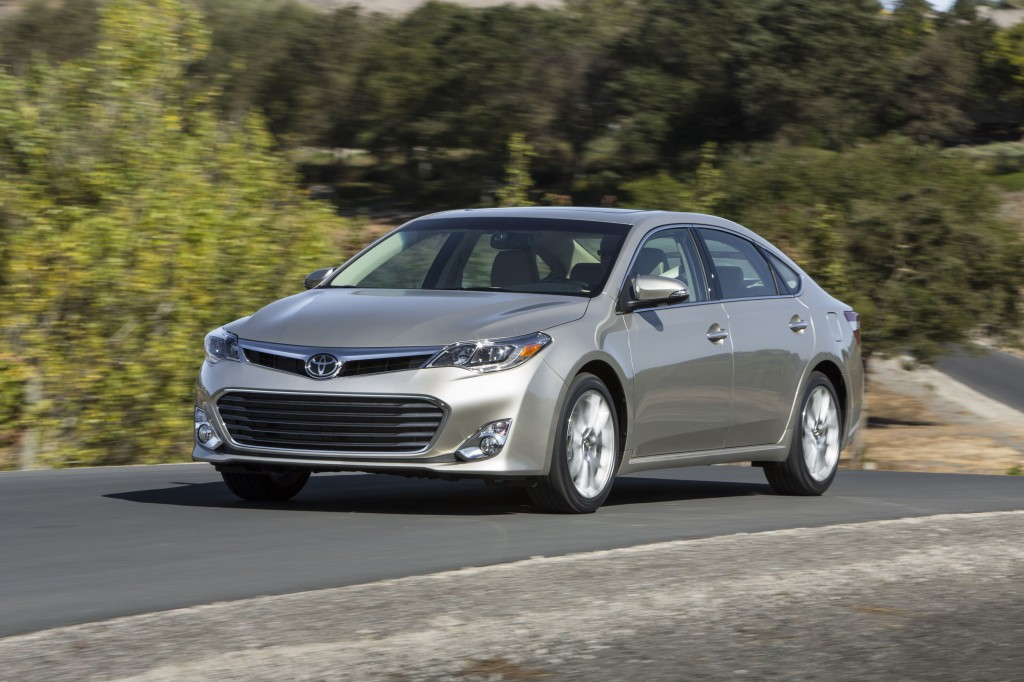 2014 Toyota Avalon Pictures/Photos Gallery - The Car ...