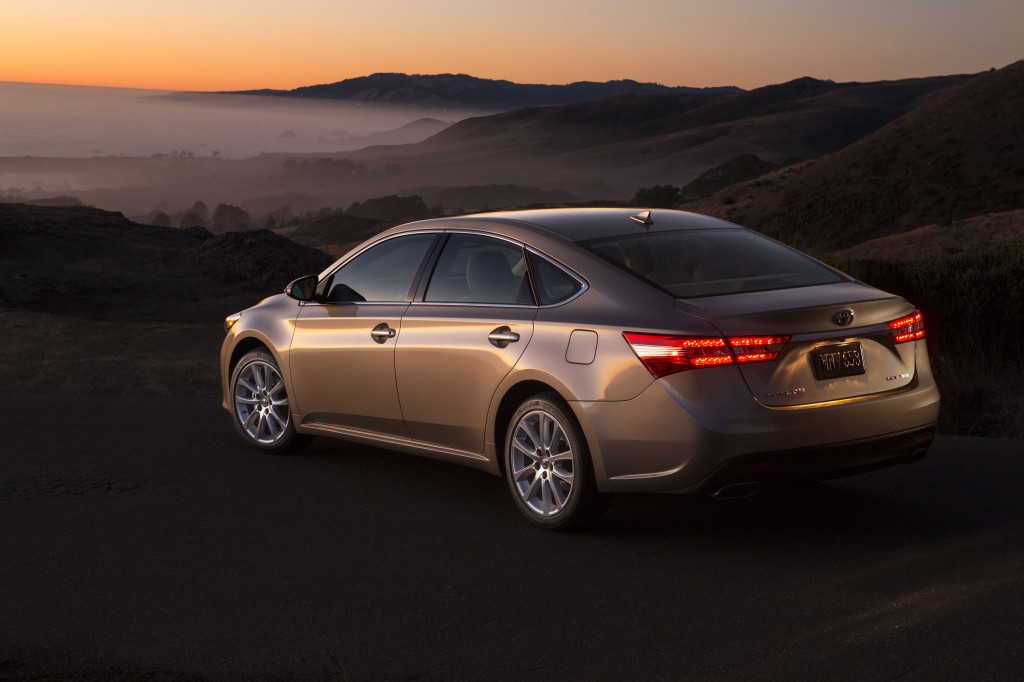 2014 Toyota Avalon Pictures Photos Gallery The Car