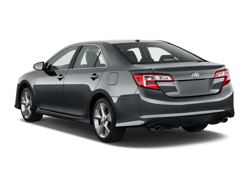 2014 Toyota Camry Pictures/Photos Gallery - Green Car Reports