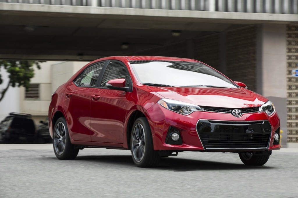 2014 toyota corolla red autos post