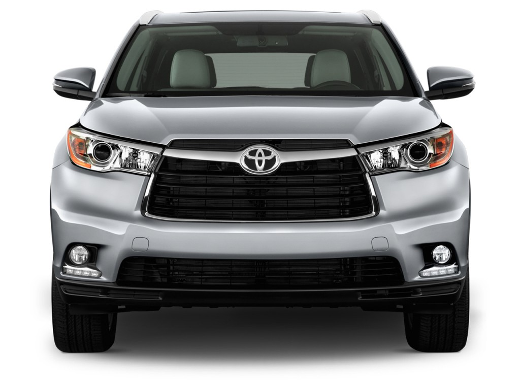 2014 toyota highlander fwd 4 door v6 limited natl front exterior car interior design Toyota highlander 2014 exterior