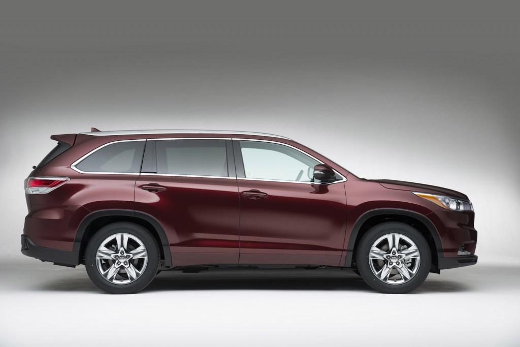 2014 Toyota Highlander Pictures/Photos Gallery ...