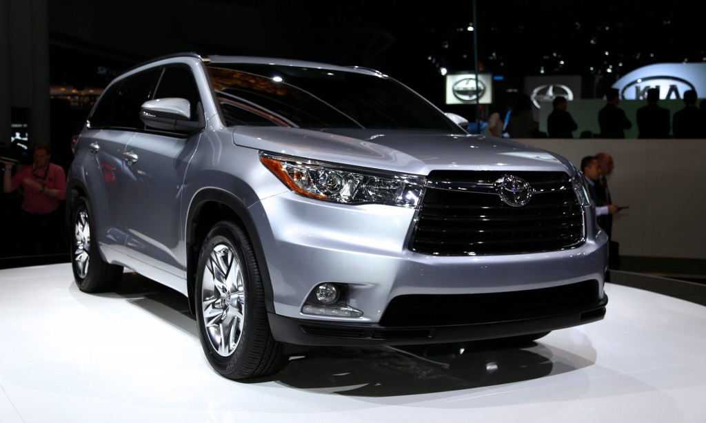 2015 Toyota Highlander Redesign