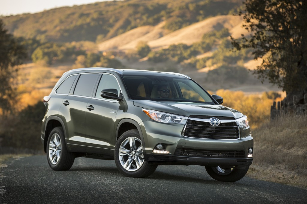 2014 toyota highlander pictures photos gallery the car connection. Black Bedroom Furniture Sets. Home Design Ideas