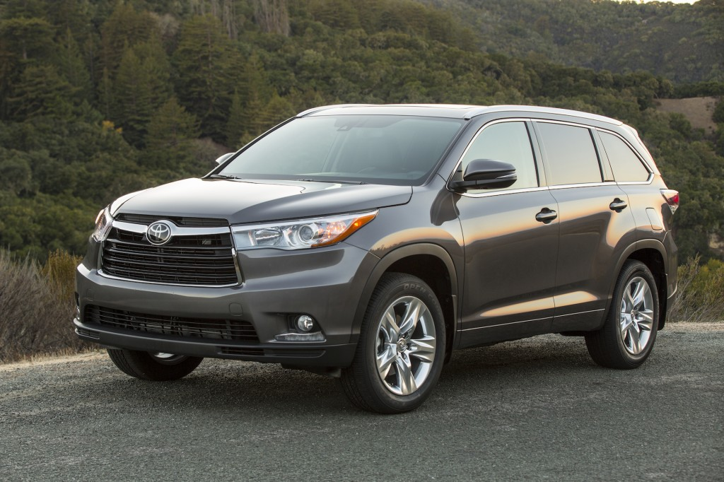 2014 Toyota Highlander Pictures Photos Gallery