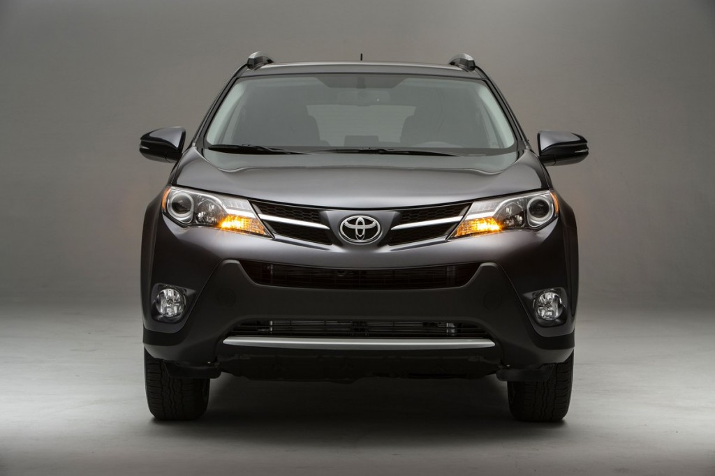 2014 toyota rav4 pictures photos gallery green car reports. Black Bedroom Furniture Sets. Home Design Ideas