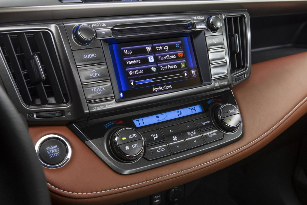 2014 Toyota RAV4 Pictures/Photos Gallery - The Car Connection