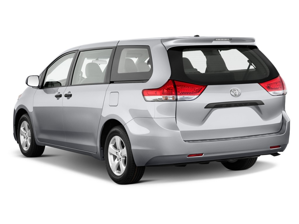 2014 toyota sienna pictures photos gallery green car reports. Black Bedroom Furniture Sets. Home Design Ideas