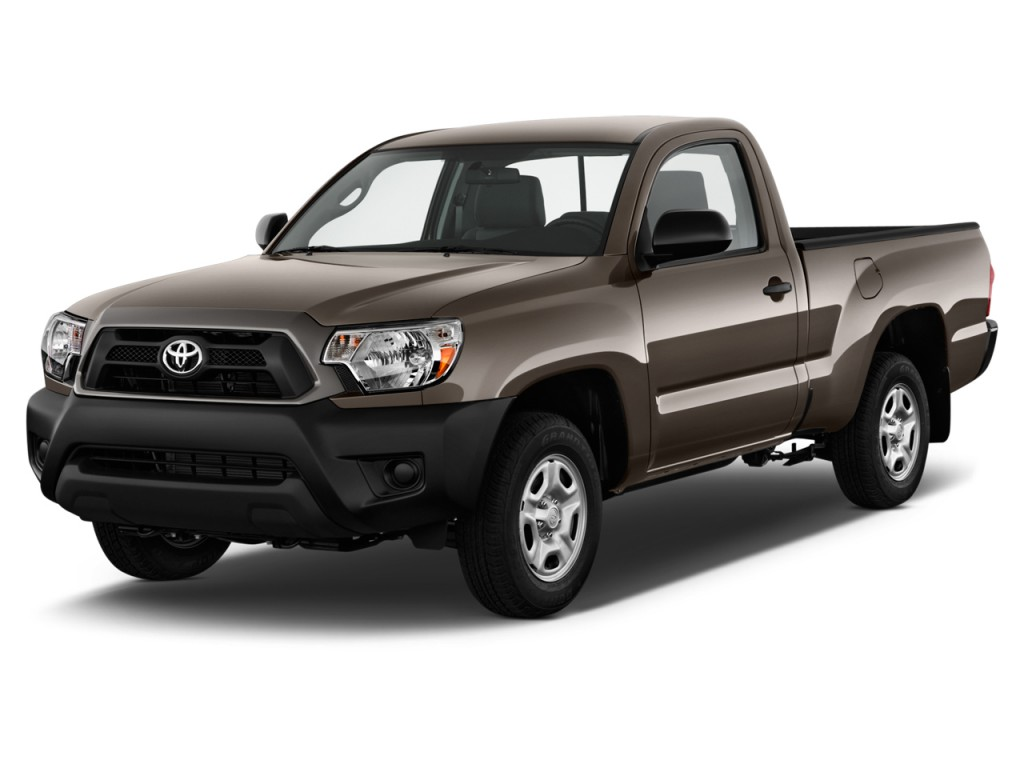 2014 toyota tacoma pictures photos gallery green car reports. Black Bedroom Furniture Sets. Home Design Ideas