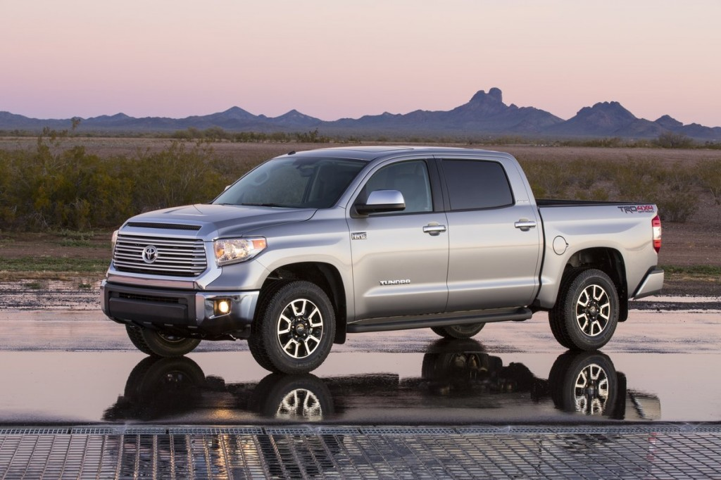 OFFICIAL - 2014 Toyota Tundra | German Car Forum