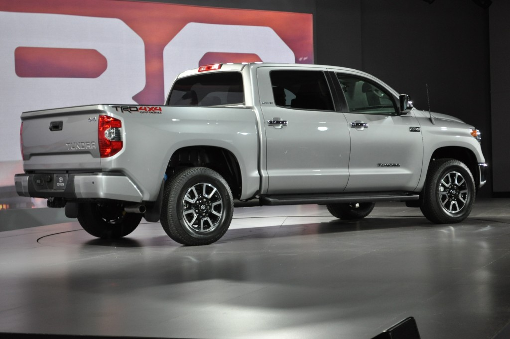 2014 Toyota Tundra Rock Warrior Click for full-size image
