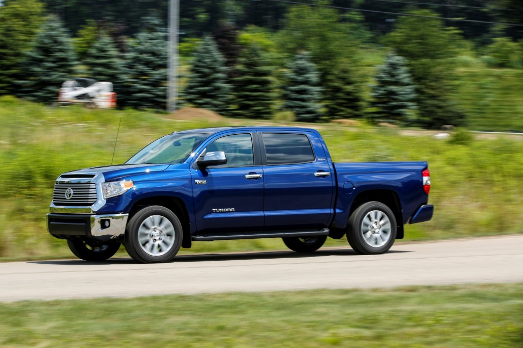 2015 Toyota Tundra Picturesphotos Gallery The Car Connection | 2016 ...