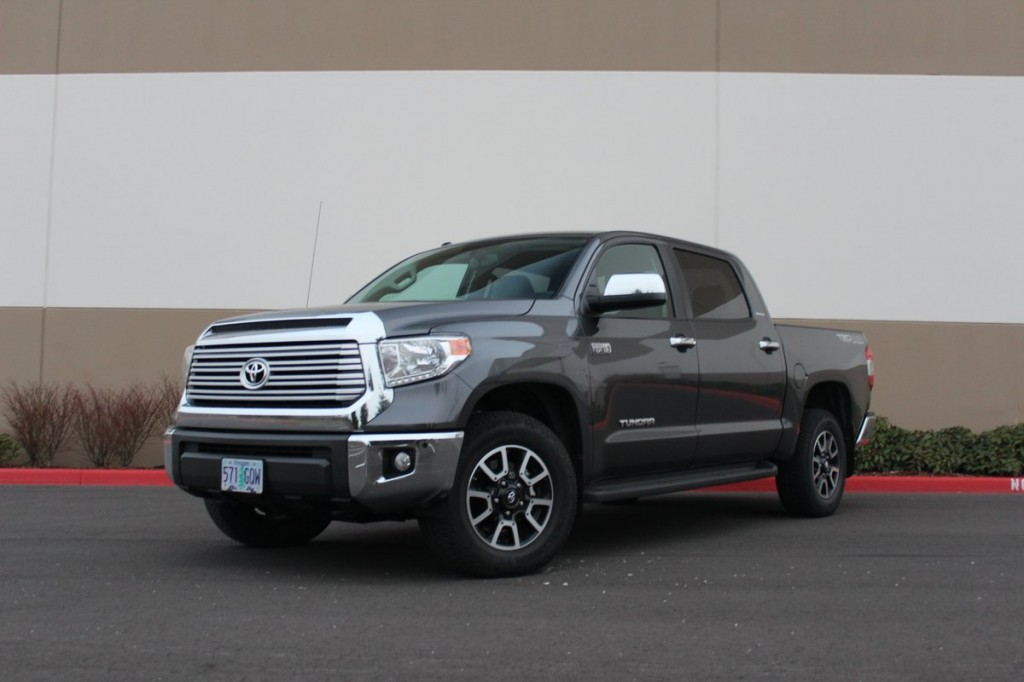 2014 toyota tundra 4x4 limited driven. Black Bedroom Furniture Sets. Home Design Ideas