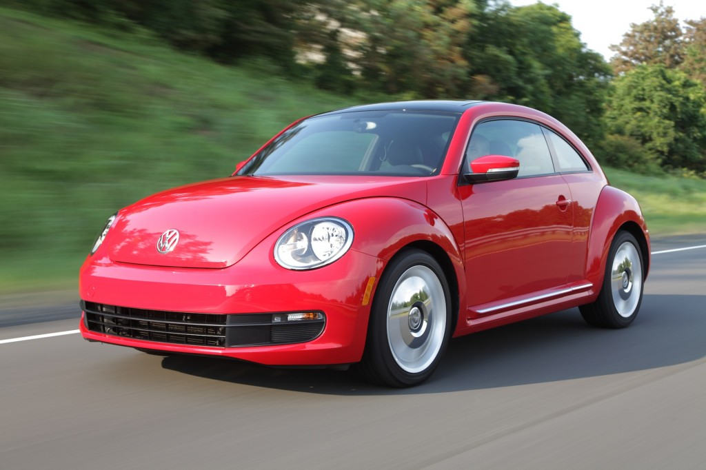 2014 Volkswagen Beetle Vw Pictures Photos Gallery