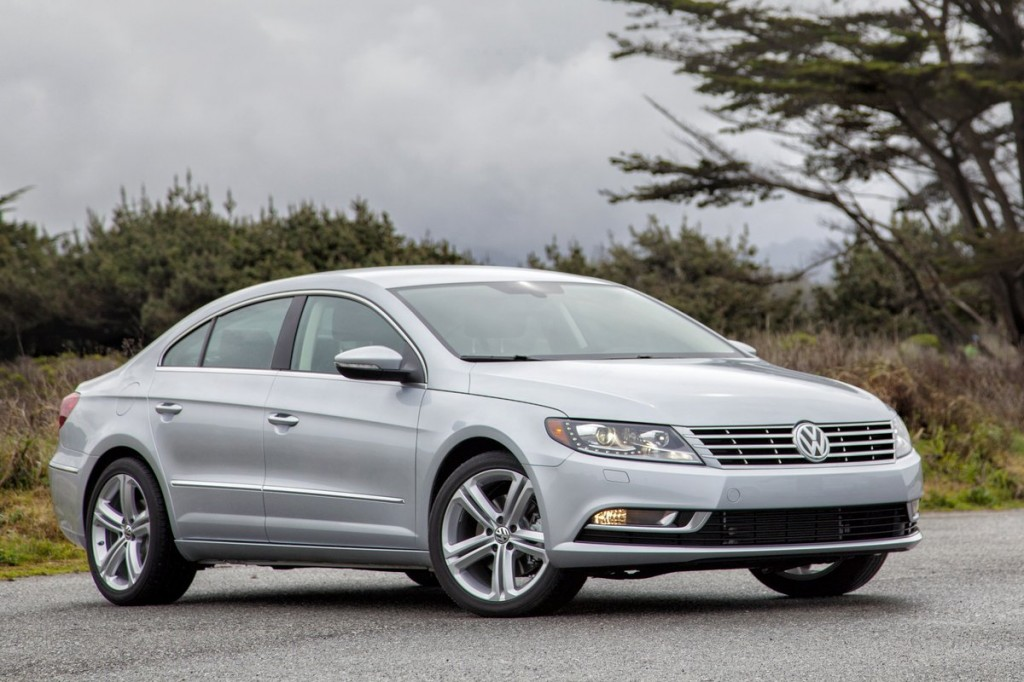 2014 Volkswagen Cc Vw Pictures Photos Gallery The Car