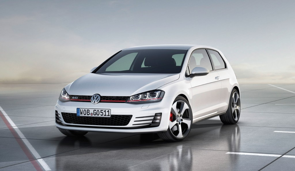2014 Volkswagen Golf GTI To Be Built In Mexico