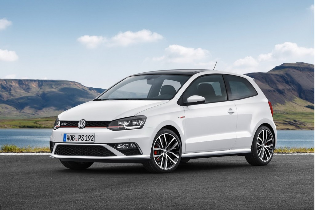 Volkswagen updates Polo GTI in time for Paris