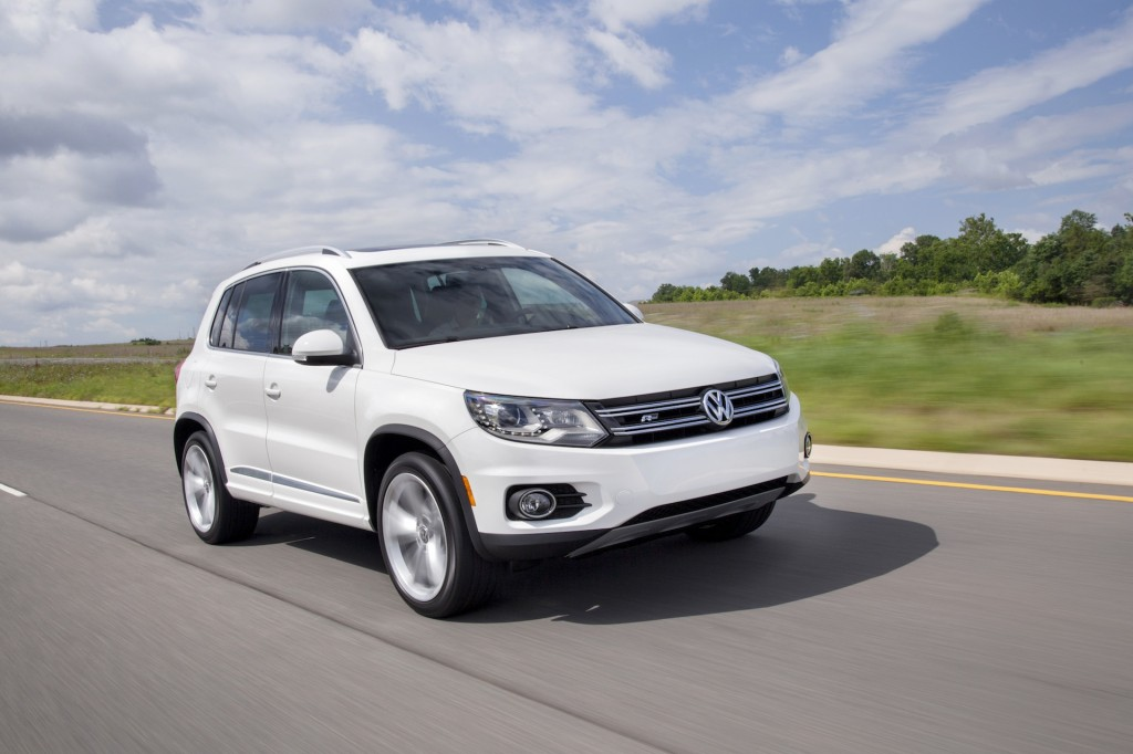 2014 Volkswagen Tiguan Vw Pictures Photos Gallery