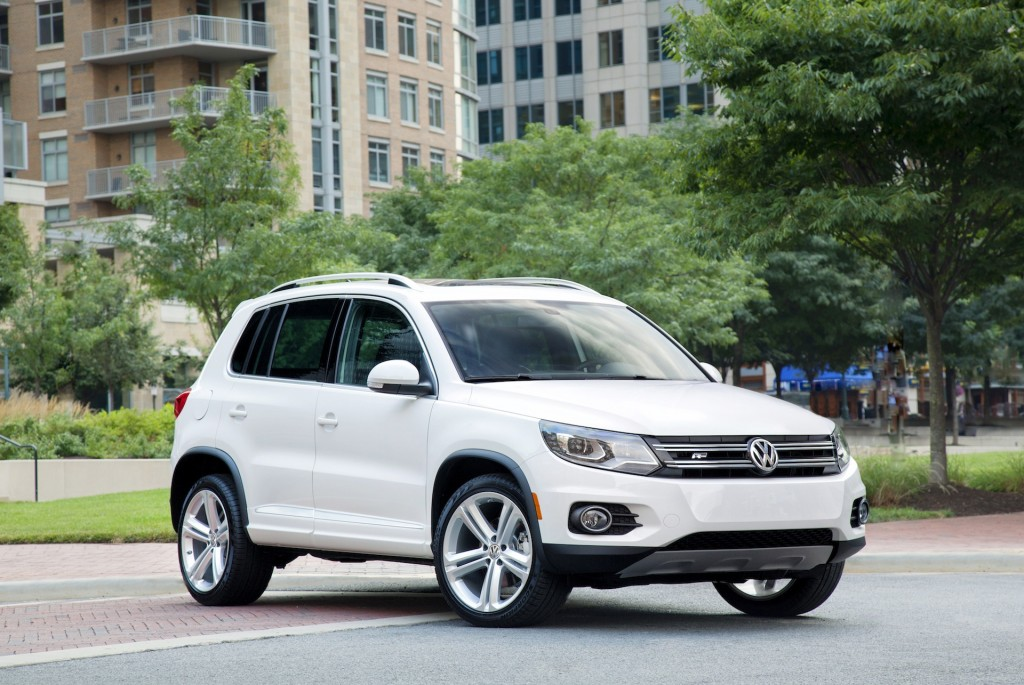 volkswagen tiguan recalled  fix stalling problem