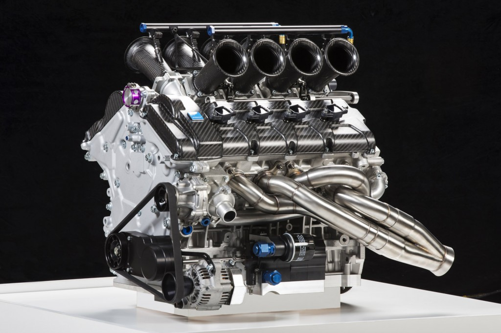Volvo Reveals Engine For Its 2014 V8 Supercars Race Car