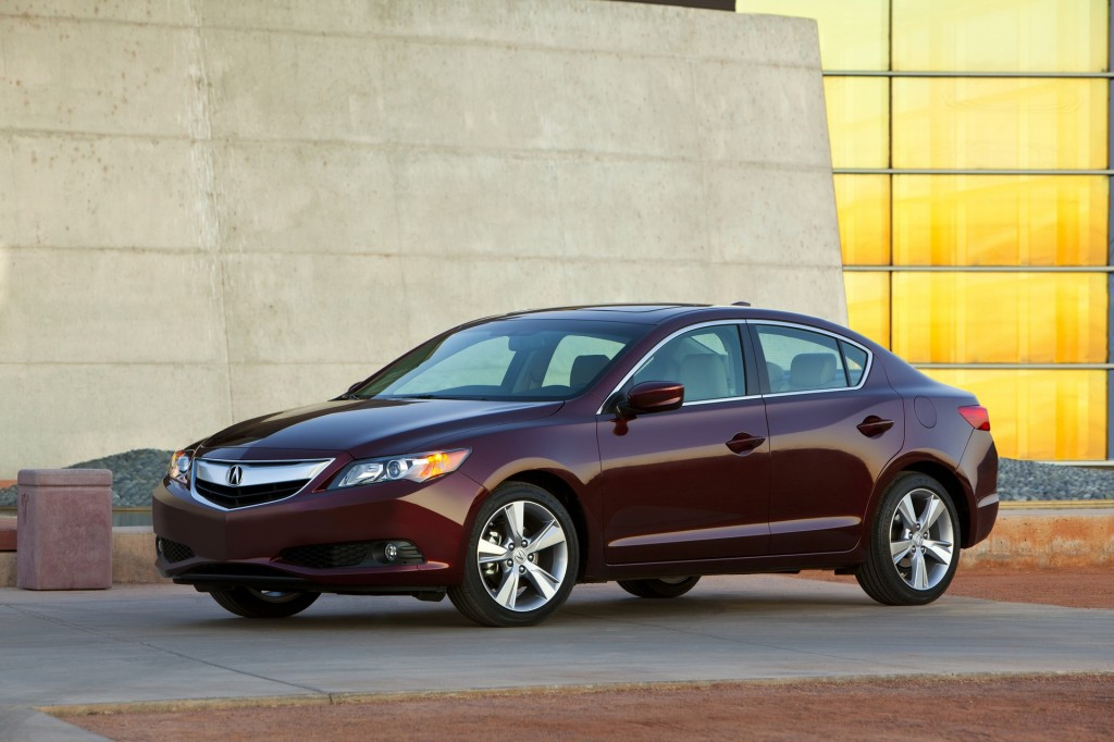 2015 Acura ILX Pictures/Photos Gallery - Green Car Reports