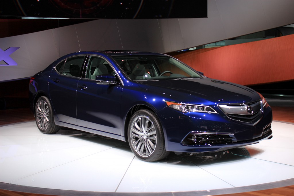 Home » 2014 Acura Tl Tlx Sneak Spy Pics